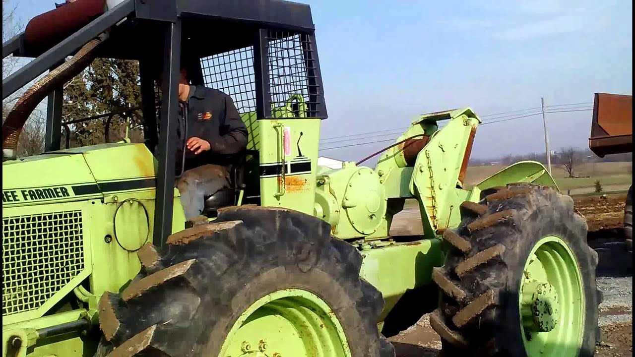 Tree farmer skidder for sale in ny -