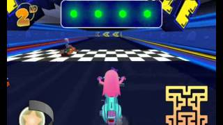Pac-Man World Rally {PC Version} Playthrough-Part 4-Classic Cup{Easy Mode}.wmv