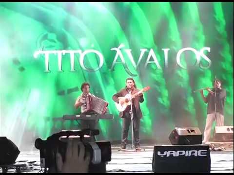 TITO ÁVALOS - DESTINO DE POBRE - DE ZITO SEGOVIA