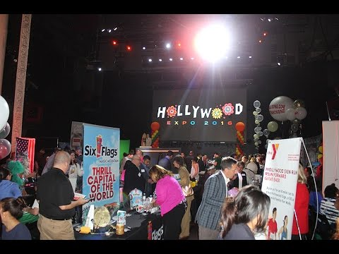 Hollywood Chamber Expo 2016
