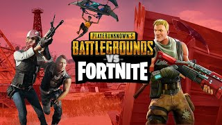 PUBG vs. Fortnite: Which is Better?