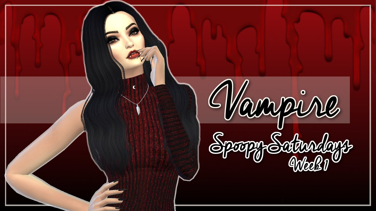 the sims 4 vampires how to make plasma