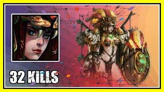 HoN Valkyrie Gameplay - RidlCuIous - Diamond