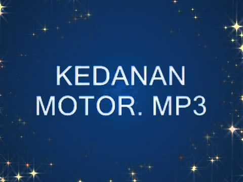 Kedanan motor. MP3