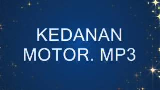 Kedanan motor MP3