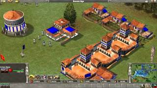 Empire Earth Gameplay part 1