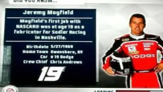 NASCAR 07 REVIEW PART 2