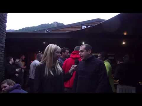 Tatiana Interviews Andreas Antonopoulos at Bitcoin South in New Zealand!