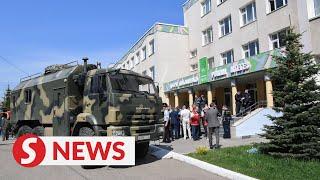 Head of region calls Kazan school shooting a tragedy for Russia