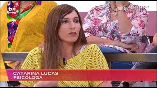 Ansiedade e Pânico - comentário da Psicóloga Catarina Lucas