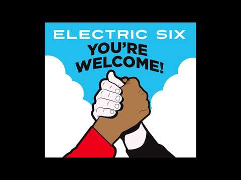 09  Electric Six Last Night I Had A Dream Randy Newman