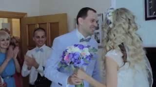 Необычное свадебное видео. Закажи видеосъёмку свадьбы.