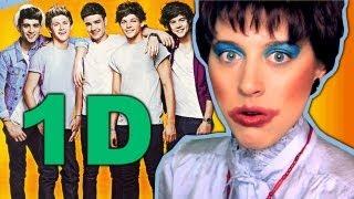 HARLEM SHAKE!!! / Музобзор: One Direction - Kiss You