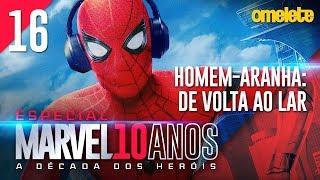 AVENTURA NA MARVEL: HOMEM-ARANHA - DE VOLTA AO LAR | Marvel 10 Anos #16