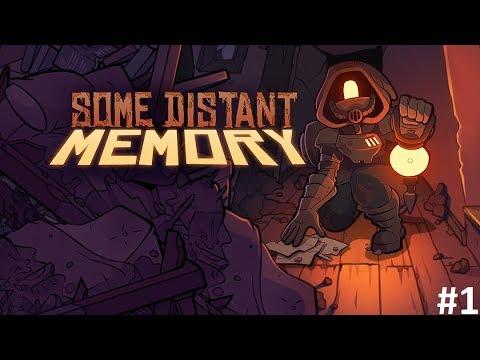 Воспоминания из прошлого. Some Distant Memory Прохождение #1