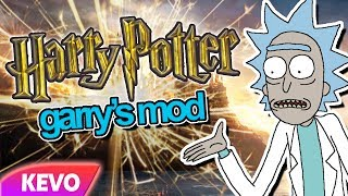 Harry Potter RP but we form a science cult