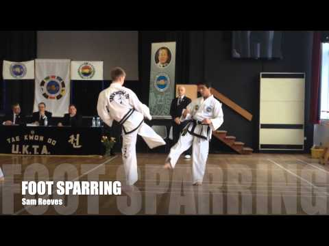 Taekwondo Black Belt Grading 2014 - Patterns, Power, Sparring, Self Defense