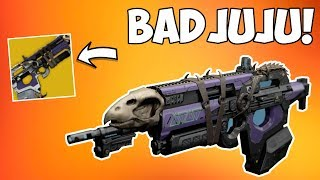 Destiny 2    BAD JUJU IN THE GAME?? TRIBUTE HALL EXCLUSIVE LIVE STREAM!