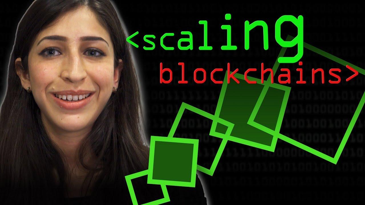 Scaling Blockchains - Computerphile