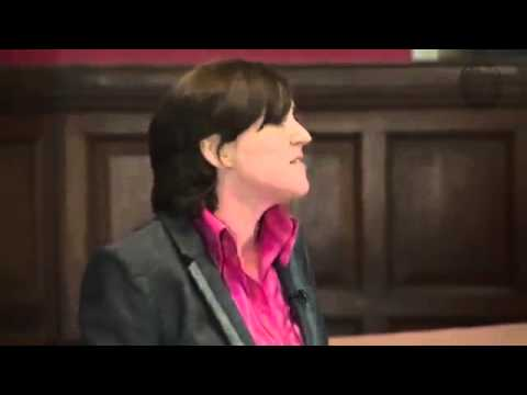 Anne Marie Waters, Islam Is Not A Peaceful Religion, Oxford Union