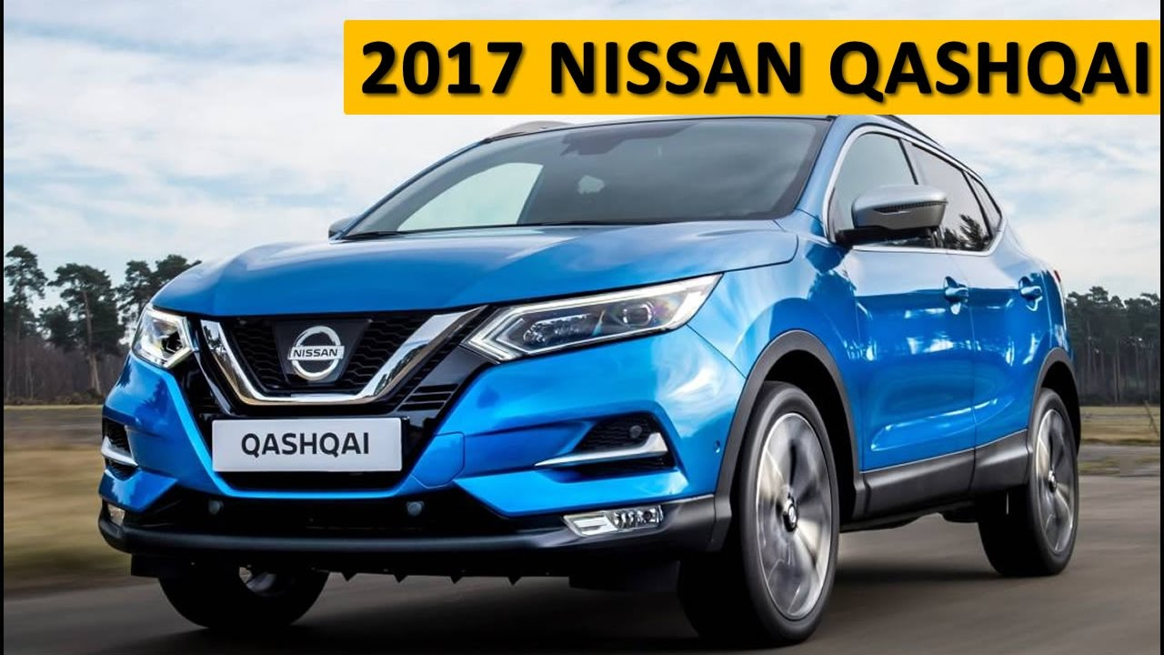 nissan qashqai 2017 makyaj haber ve ilk tan t m videosu youtube. Black Bedroom Furniture Sets. Home Design Ideas