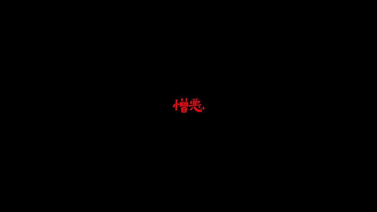 【映像作品】憎悪