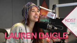 Lauren Daigle On How Out She Found Out That She Was Grammy Nominated Video