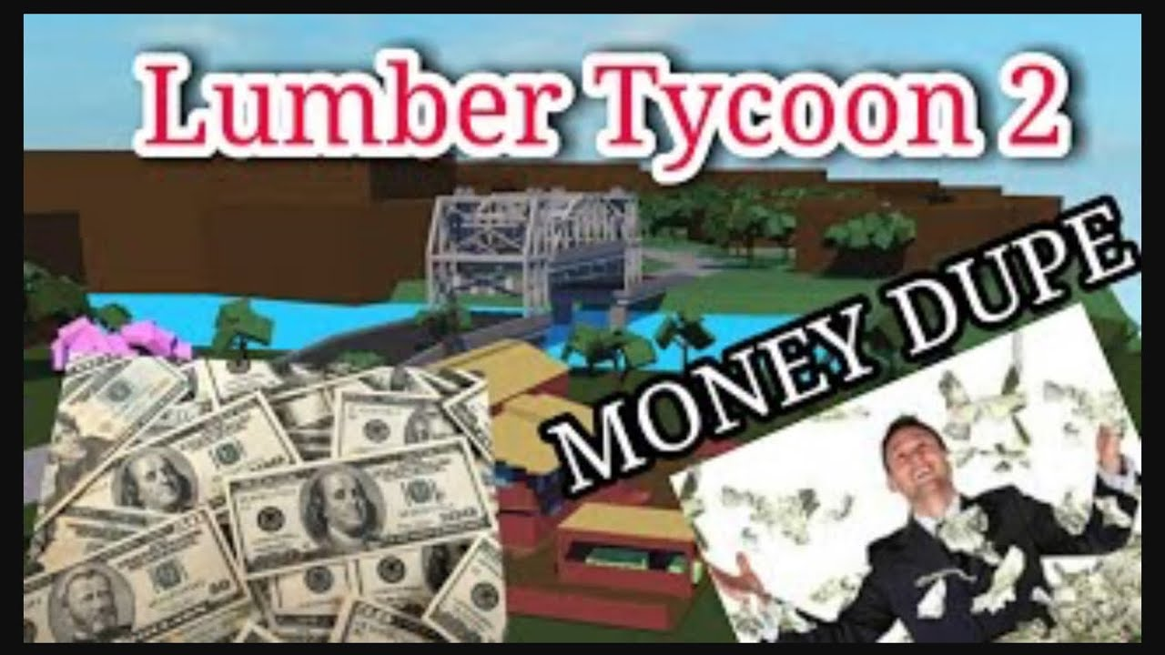 lumber tycoon how to get money cheat
