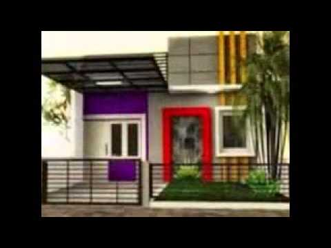 Model Depan Rumah Minimalis Gambar Model Tiang Teras Depan Rumah Minimalis Modern Youtube