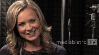 Sandra Smith: From LSU Athlete to Fox Business Reporter - Media Beat (3 of 3)