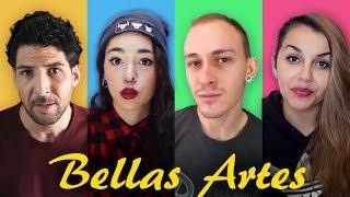 Estudiar Bellas Artes - experiencias y consejos thumbnail