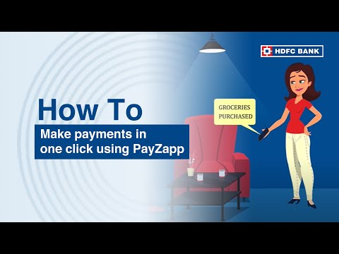 Buying Things Online Now Make Payments In One Click With Payzapp Hdfc Bank Indias No Ban