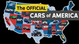 Most Popular Cars In Every US State!