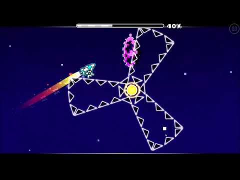 """Project """"Nerissa"""" (Collab) - Layout   Geometry Dash"""