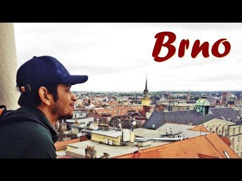 [HINDI] MY TRIP TO EUROPE | City of Brno🔥 | Vlog #5 | Czech Republic