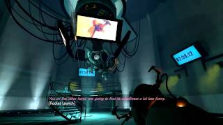 Portal - GLaDOs Boss fight + Credits song