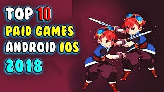 Best Paid Games For Android IOS 2018 #4