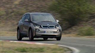 2014 BMW i3 - Test drive