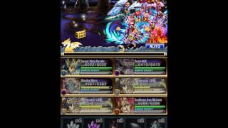 Brave Frontier - NEW Unholy Tower 191-200 (Mare+Lilith) Killing Cursed Estia