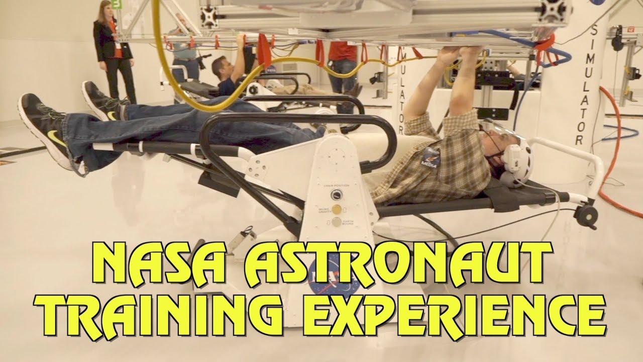 astronaut training kennedy space center - photo #25