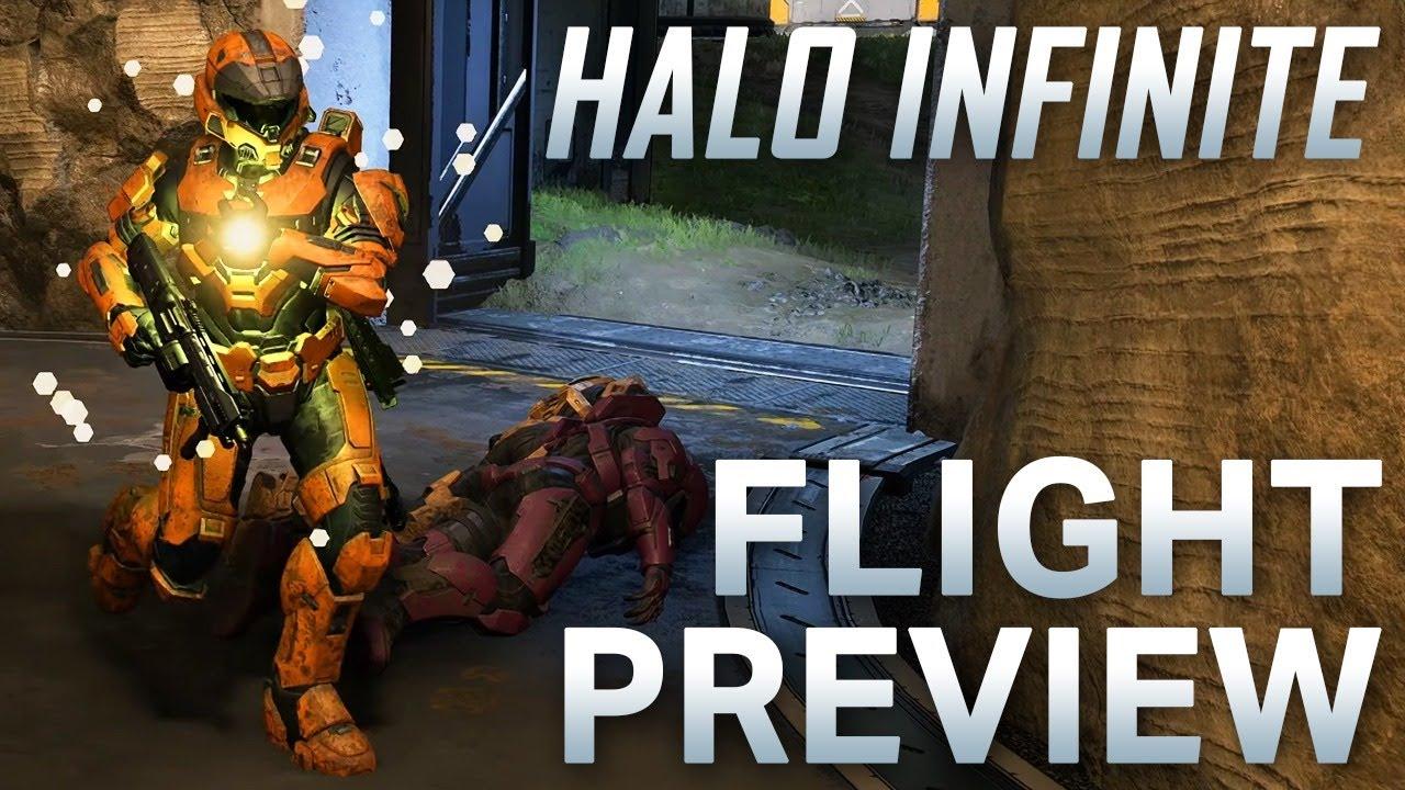 Halo Infinite Flighting Preview | Co-Stream