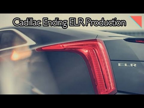 Cadillac Kills the ELR, Volvo Reveals 40 Series Concepts - Autoline Daily 1867