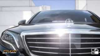 Mercedes-Benz S-Class Test Drive AutoStrada.MD