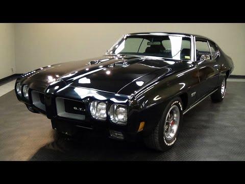 1970 Pontiac GTO 455 V8 Muscle Car