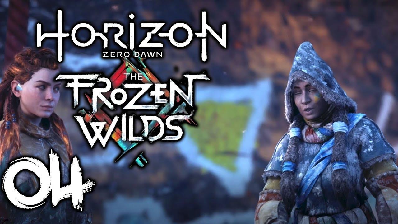 Horizon Zero Dawn Blauglanz Karte.Blauglanz Shopping In Der Stadt 04 Horizon Zero Dawn The Frozen Wilds Corrona