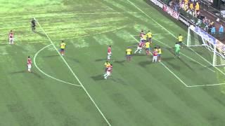 ECUADOR  VS CHILE  NEW YORK   8/15 /2012