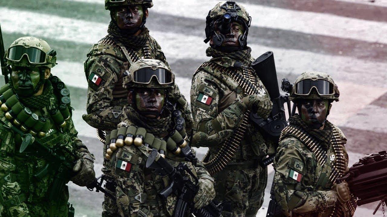 5 Exércitos mais Poderosos da America