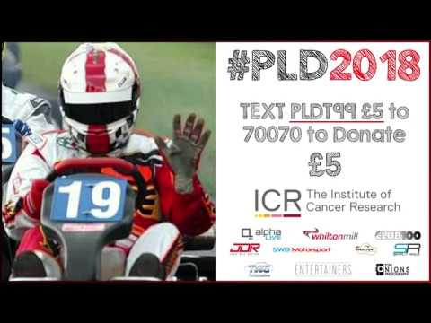 #PLD2018 - ICR The Institute of Cancer Research - PLDT99 £5 to 70070