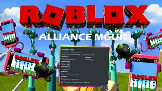 Nouvelle Alliance MGUI Roblox 2018