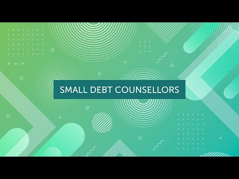Small Debt Counsellors Category Result announcement | Debt Review Awards 2020